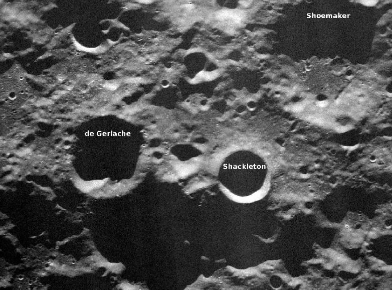 VIPER, le rover lunaire chercheur d'eau (2023) Crater12