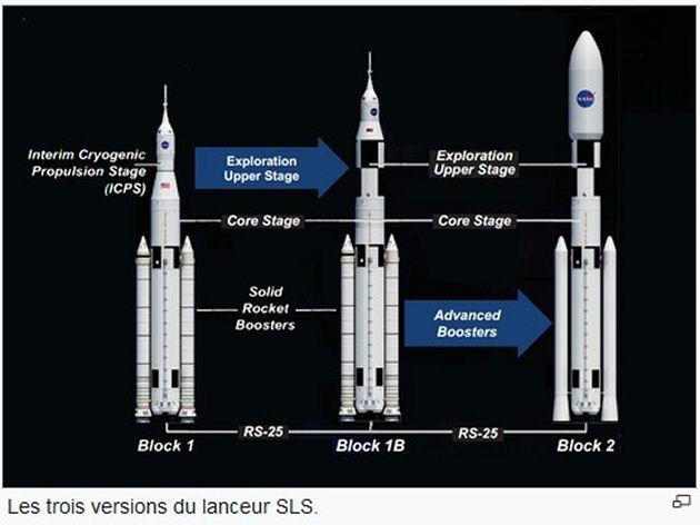 Genèse du programme lunaire Artemis - Page 5 Evolut10