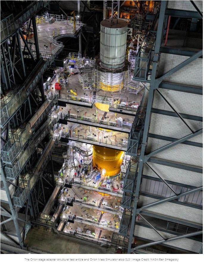SLS block 1 (Orion Artemis-1) - NET novembre 2021 - Page 23 Instal12