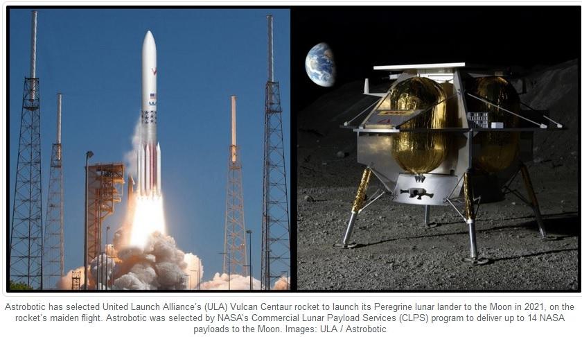 Astrobotic Inc - Peregrine lander Lander13