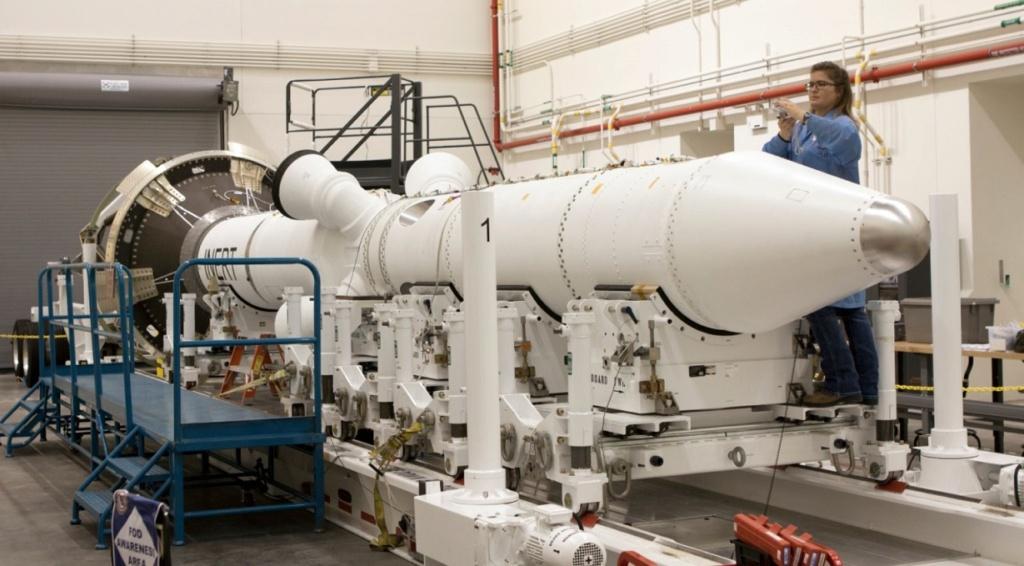 SLS block 1 (Orion Artemis-1) - NET novembre 2021 - Page 23 Launch14