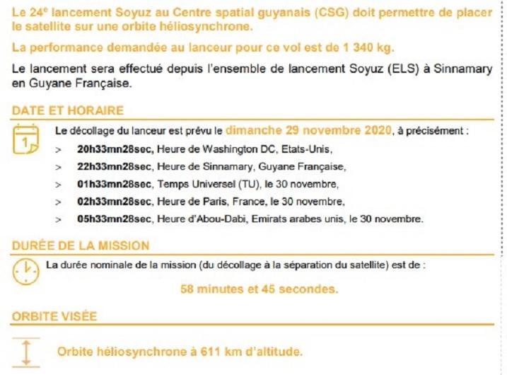 Soyouz ST-A VS24 (Falcon Eye 2) - CSG - 2.12.2020 - Page 4 Missio11