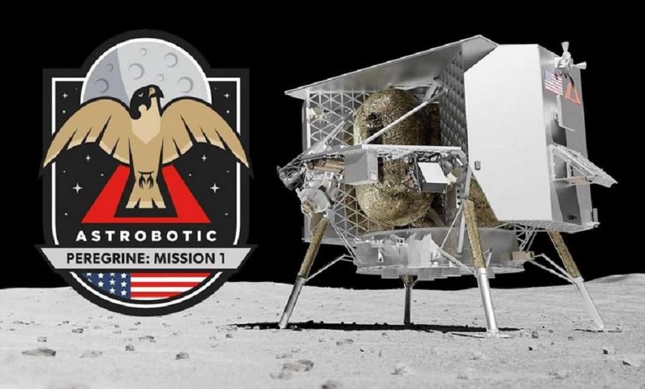 [CLPS] - Astrobotic - Peregrine - 2022 Patch_10