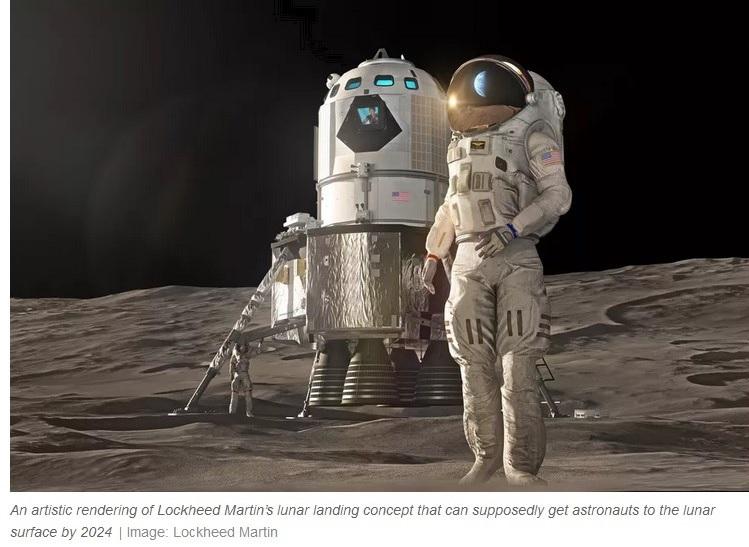 [Artemis] Atterrisseur habité (Crewed Lunar Lander) Projet11