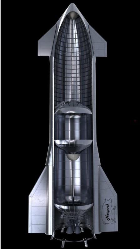 Starship SN8 (Boca Chica) (1/2) - Page 2 Schzom14