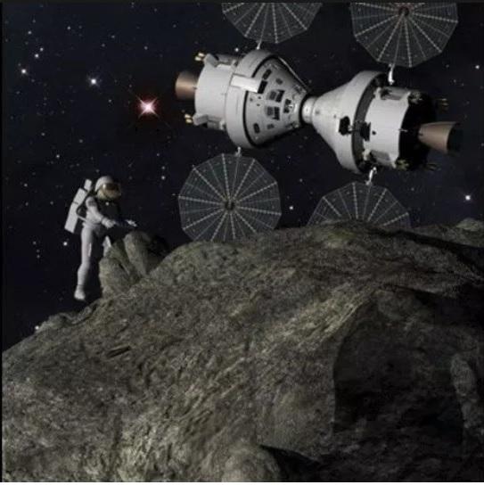 SLS block 1 (Orion Artemis-3) - 2024 Visite10