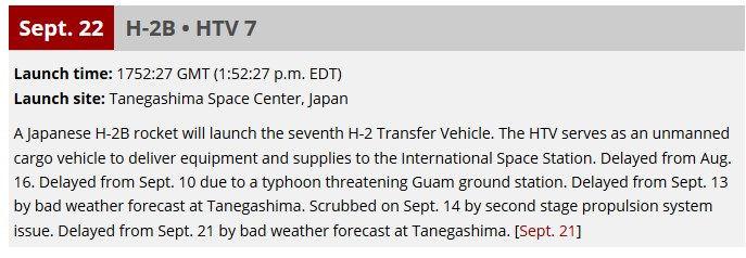 H-IIB F7 (HTV-7) - 22.9.2018 Vol_ht10