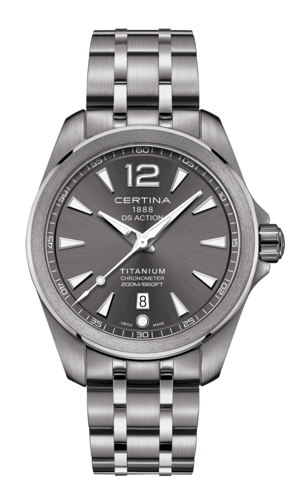Certina C032.851.44.087.00 => DS Action titane C032_810