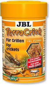 Nourriture pour Grillons/Blattes : Recette de Roach Chow Jbl10