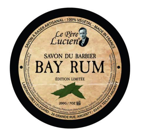 LPL savon du barbier Bay Rum 28d3a910