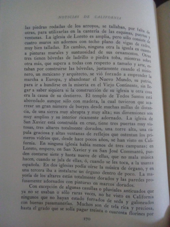 Noticias de la Península de California - Juan Jacobo Baegert 1772 Baeger13