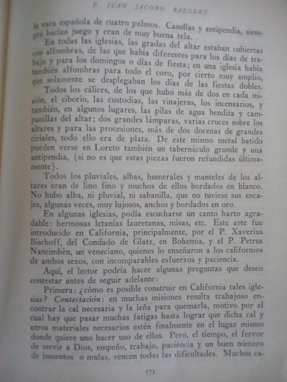 Noticias de la Península de California - Juan Jacobo Baegert 1772 Baeger14