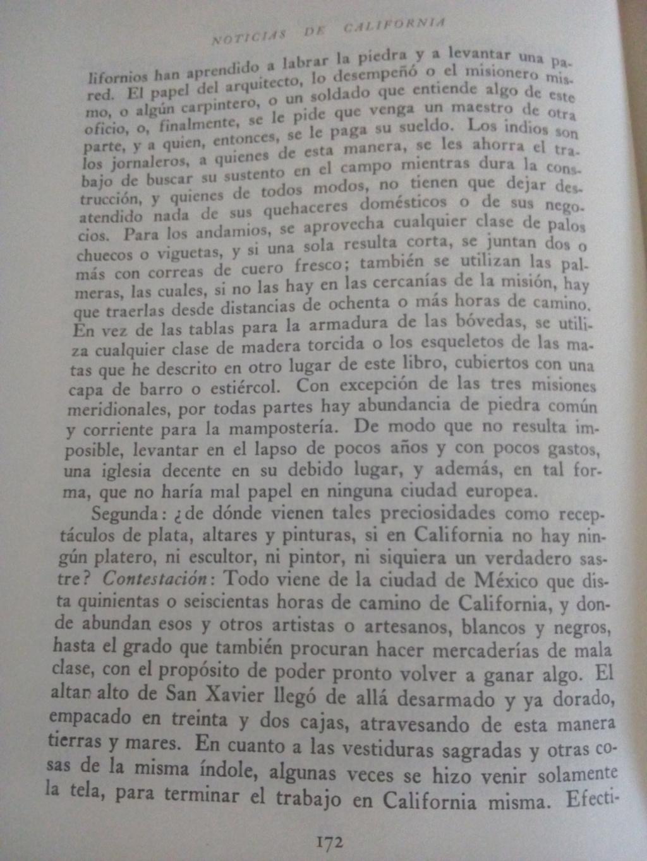 Noticias de la Península de California - Juan Jacobo Baegert 1772 Baeger15