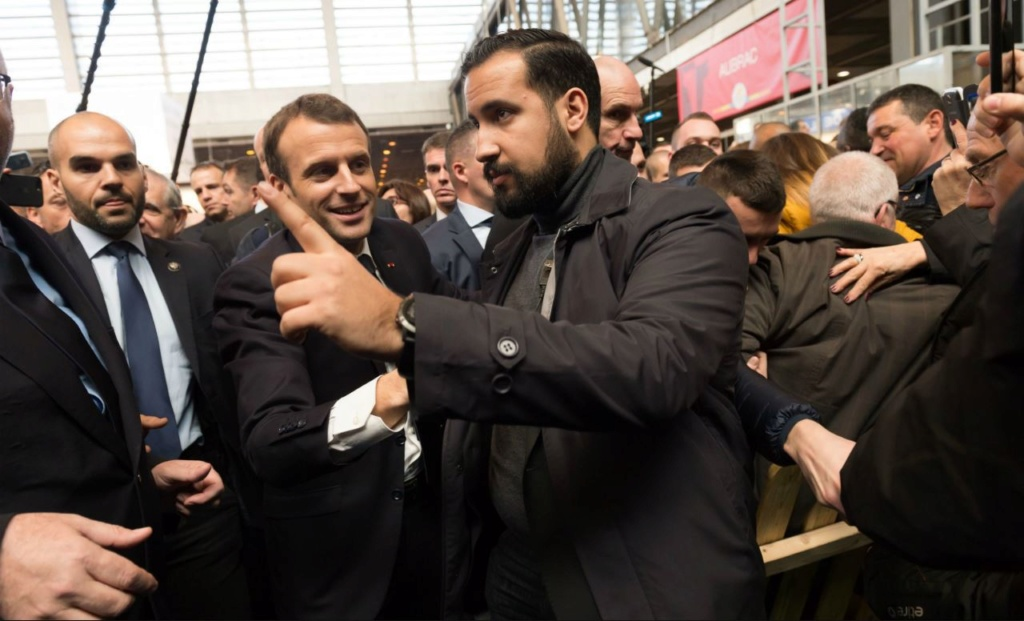AFFAIRE BENALLA  115