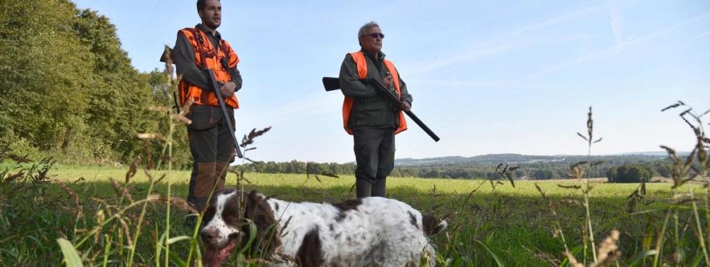 Les chasseurs obtiennent la baisse du prix du permis national 116