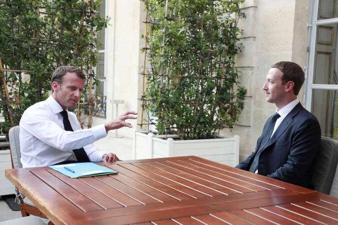 La France et Facebook vont collaborer pour lutter contre la haine sur le réseau social 76a0ea10