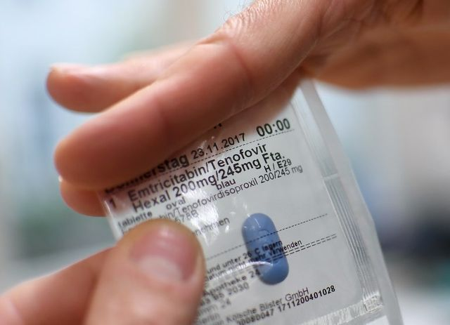 SIDA- traitement préventif  A12