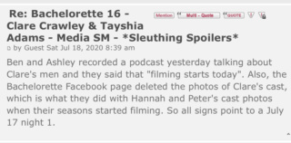Bachelorette 17 - Katie Thurston - Potential Contestants - *Sleuthing Spoilers*  - Page 3 21a49e10