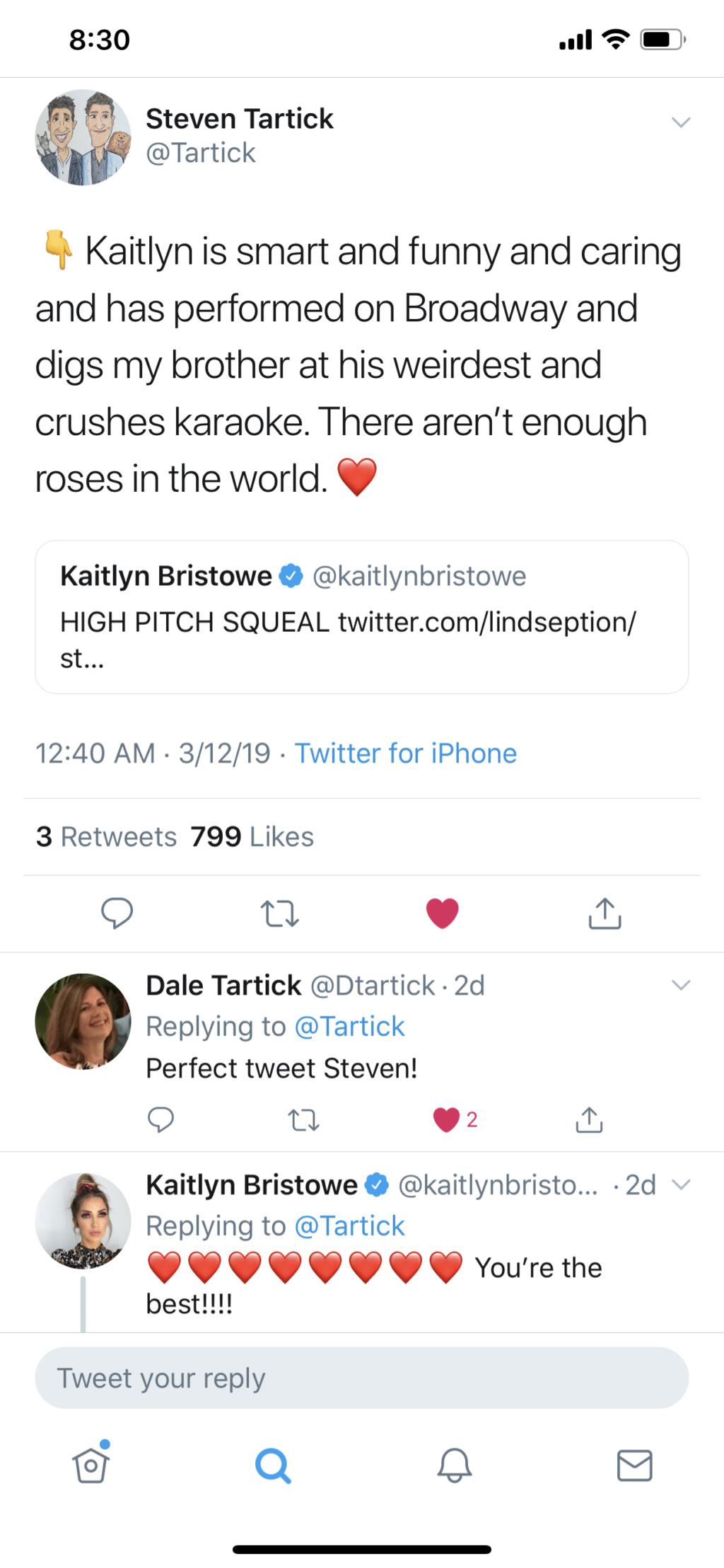 Kaitlyn Bristowe - Jason Tartick - FAN Forum - Discussion  - Page 10 34076810