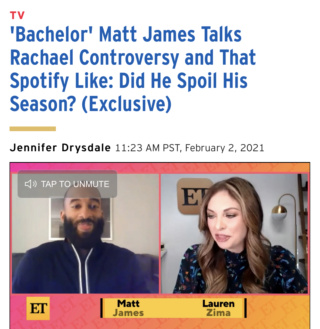 Bachelor 25 - Matt James - F1 Clues - NO Discussion - *Sleuthing Spoilers*  73d7ac10