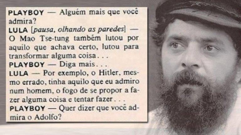 Quantos pretos horríveis eu vi - A correção política é engraçada - Página 3 Lula1910