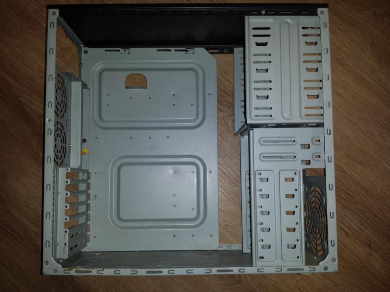 Re-câblage de ma CNC dans un coffret métal créer avec un ancien PC 00110