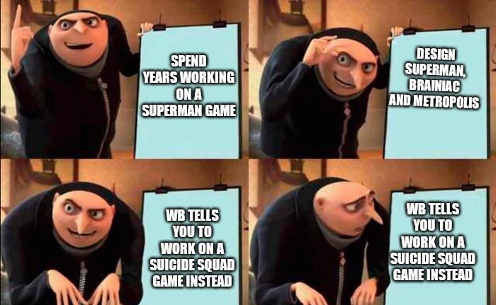 Another Evil Superman (Suicide Squad game + memers) Jx617b10