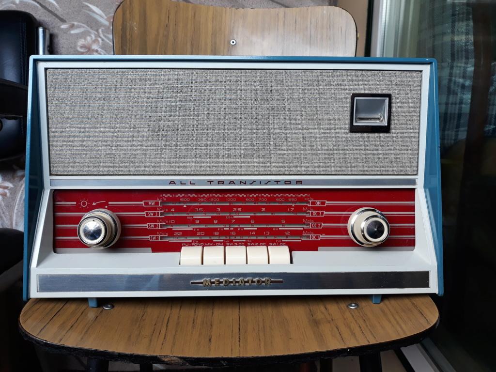 rádio a válvulas 20200311