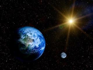 O Céu e a Terra nunca existiu antes da Criação! Planet10