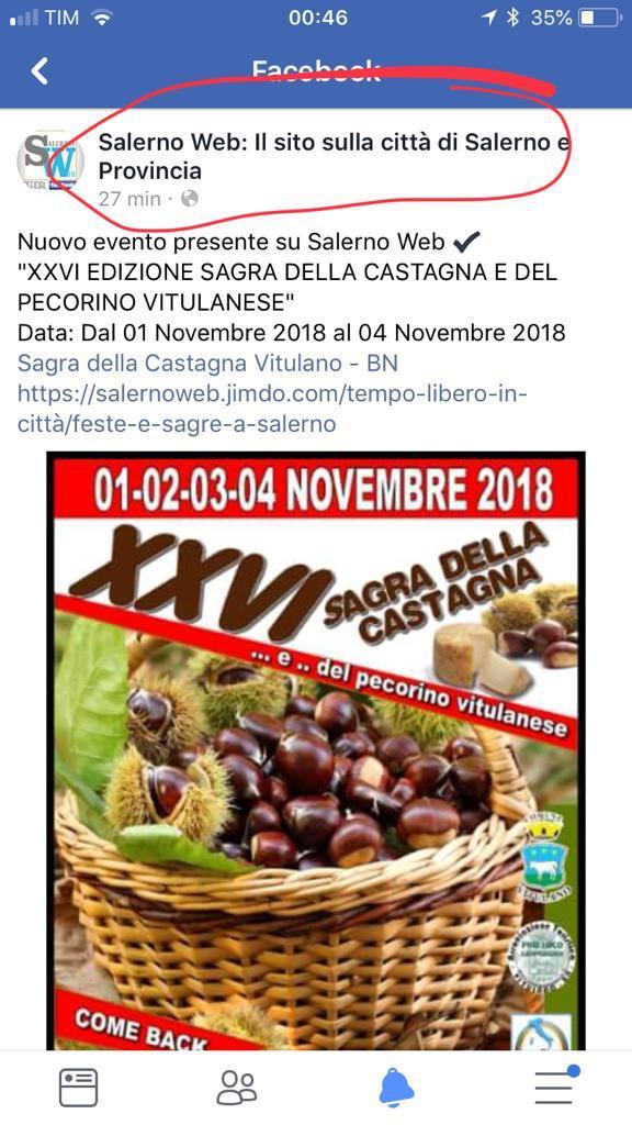 Sagra Della Castagna A Vitulano E Del Pecorino Vitulanese Img-2010