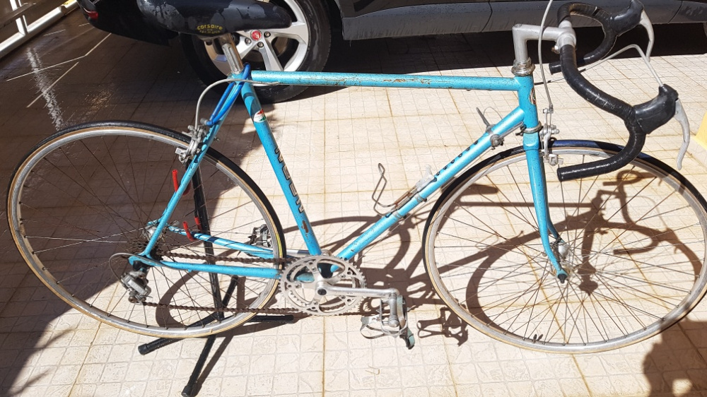 Identification Vélo Vintage 95237310