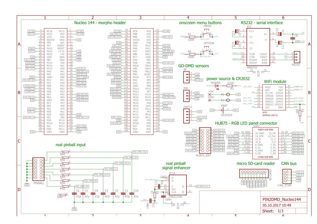 [RÉSOLU] Schema pour carte Nucleo Tzolzo10