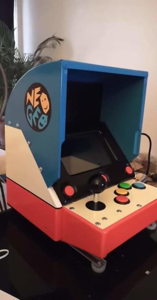[WIP 100%] Neo Geo maximini - Page 2 Receiv11