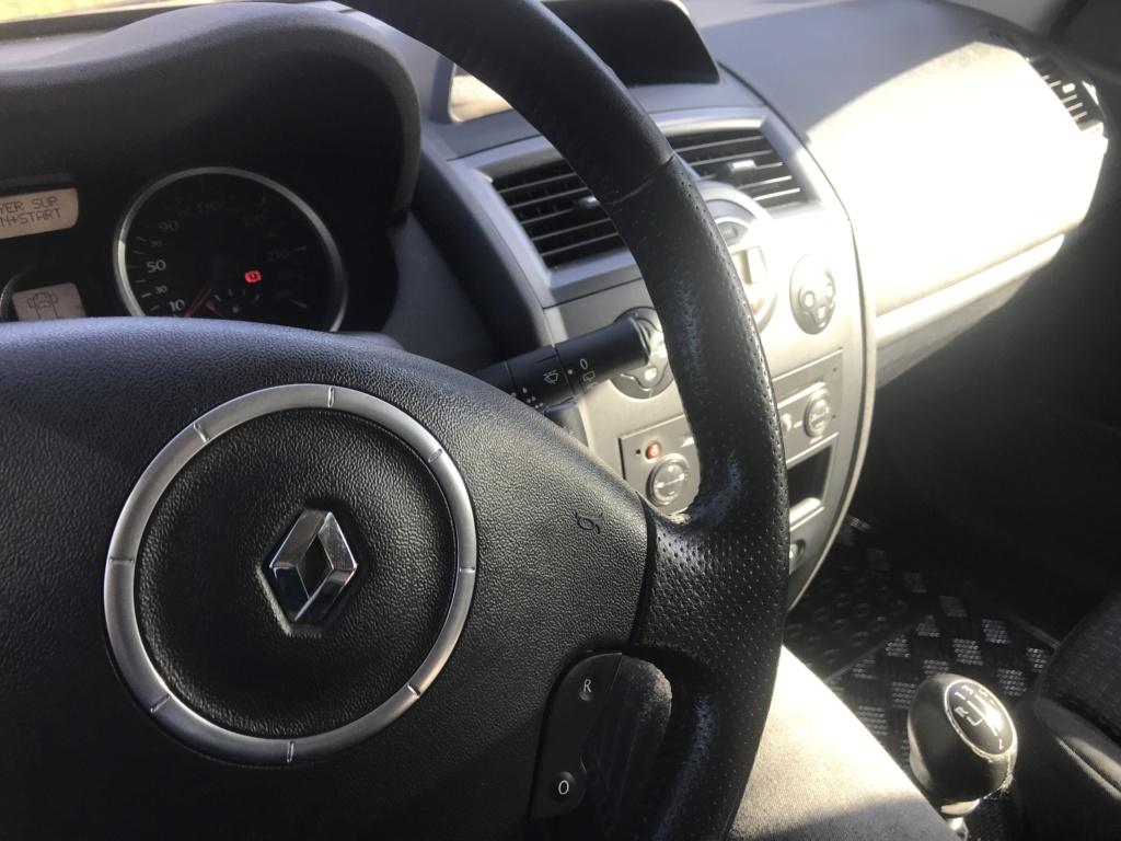 [ Renault Megane 2 ] Voyant Airbag + Clé à Molette allumé Image10