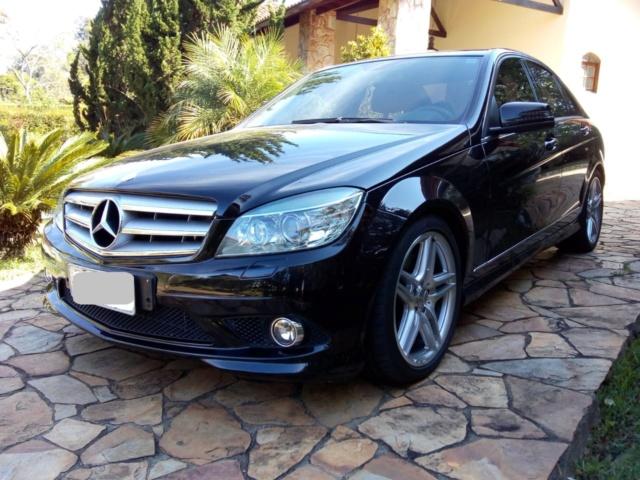 (Vendo) C300 SPORT V6 3.0 - 2011 - 65 MIL KM C30013