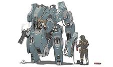 Exowars 2055: Titan Battle Suits - M&M 3e