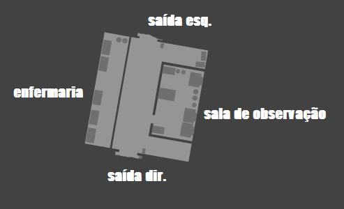A Cidade da Dor Mapa10