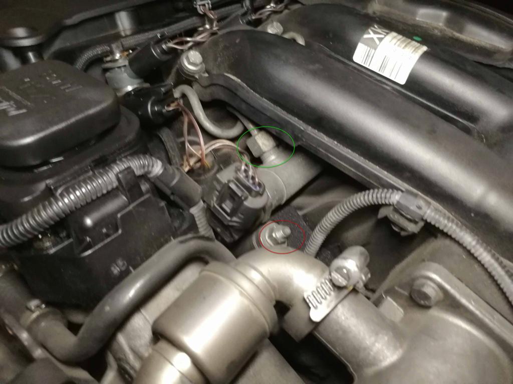 [ BMW E46 320TD M47TU compact an 2004 ] voyant moteur allumé + quelques erreurs (Résolu) Img_2015