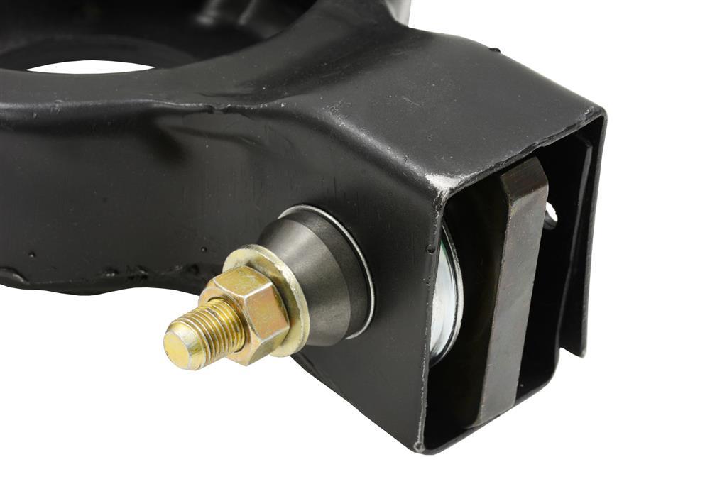 Installation des coupelles de bras et lame de suspension arrières / C3 58221912