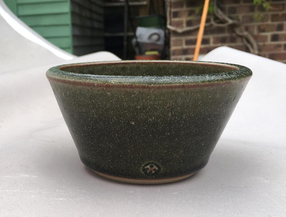 Green dish - Great Braxted Pottery  834910