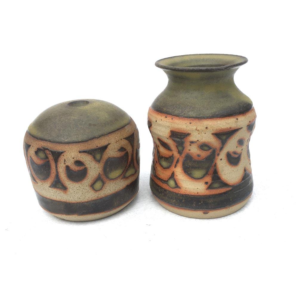 Vase & candle holder - Peter Turner  867110