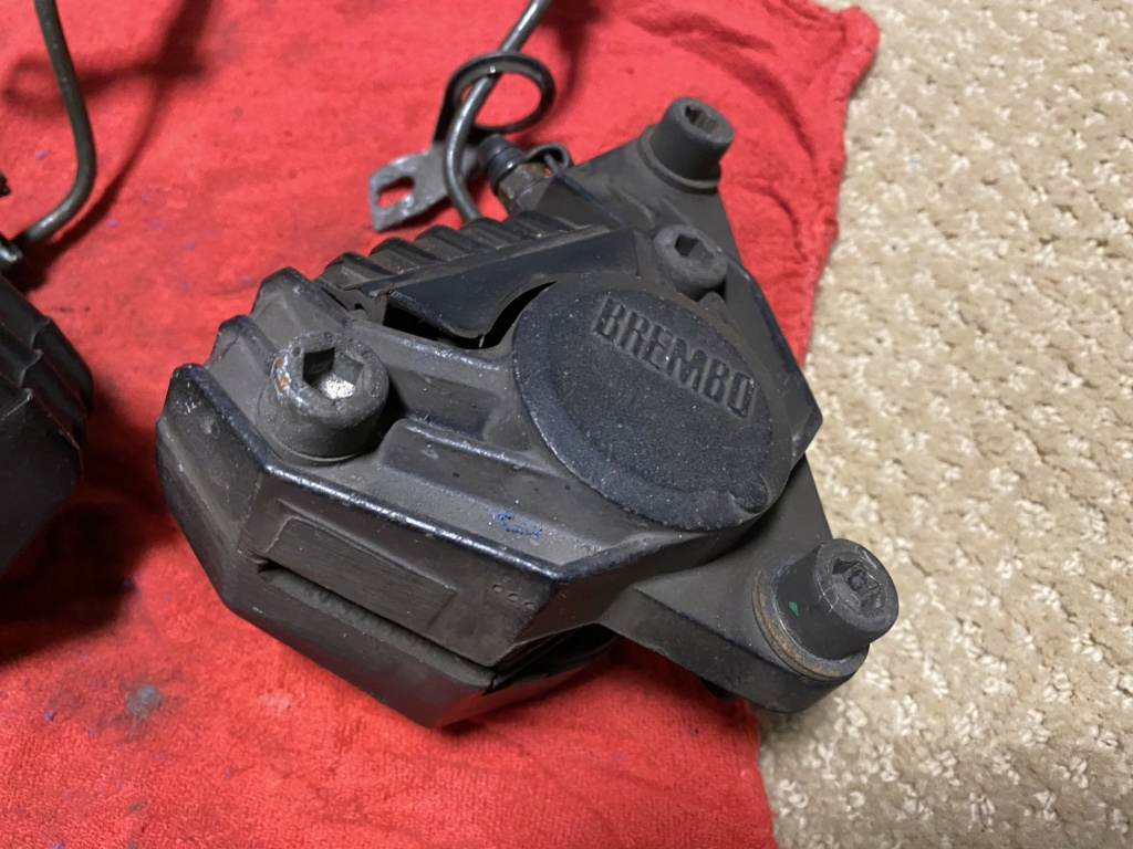 FS: Front Calipers 85 K100RS Img_0911