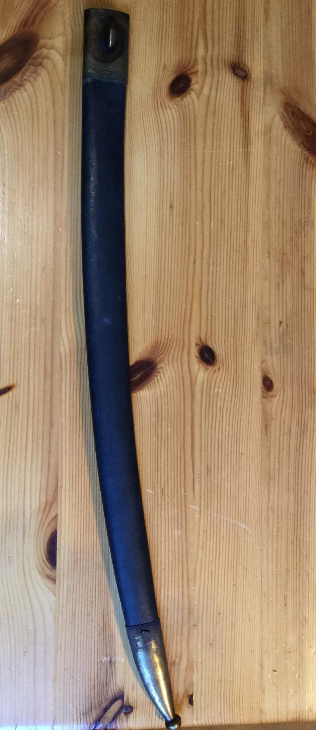Sabre briquet - Modèle an XI ? Manufacture de .... Sabre_24