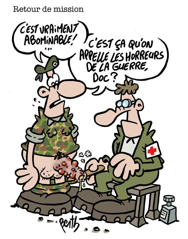 Humour armée Humour14