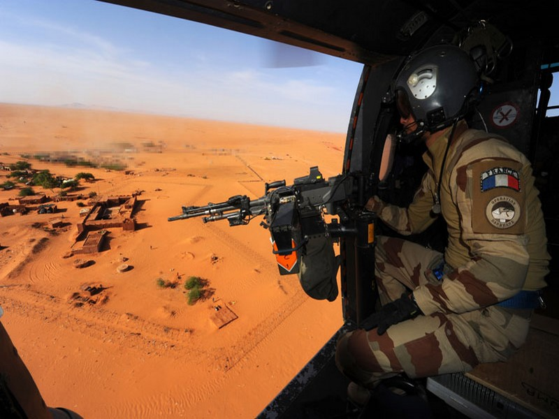 2019/12/10 Opération Barkhane : le témoignage bouleversant d'un militaire Barkha10
