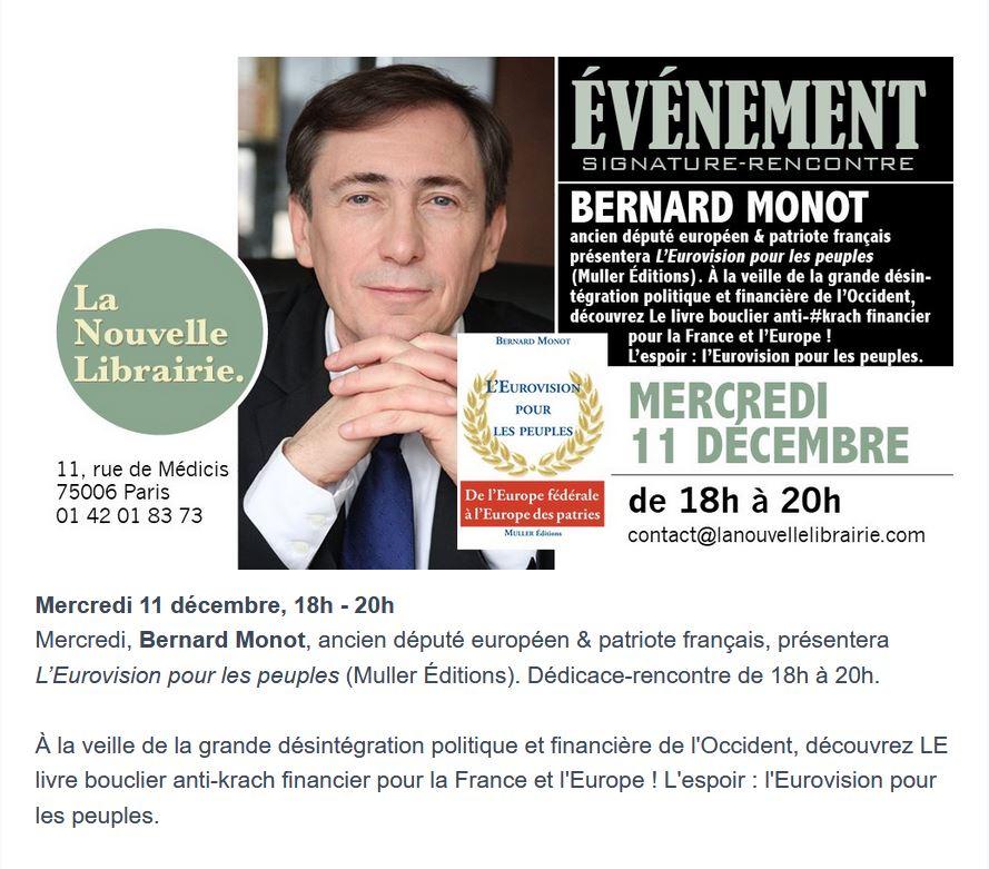 2019/12/09 Rencontres et soirées à la Nouvelle Librairie Librai10