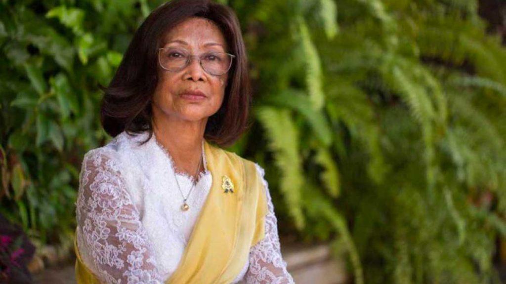 2019/11/20 Décès de Son Altesse Royale la Princesse Bopha Devi Norodo10