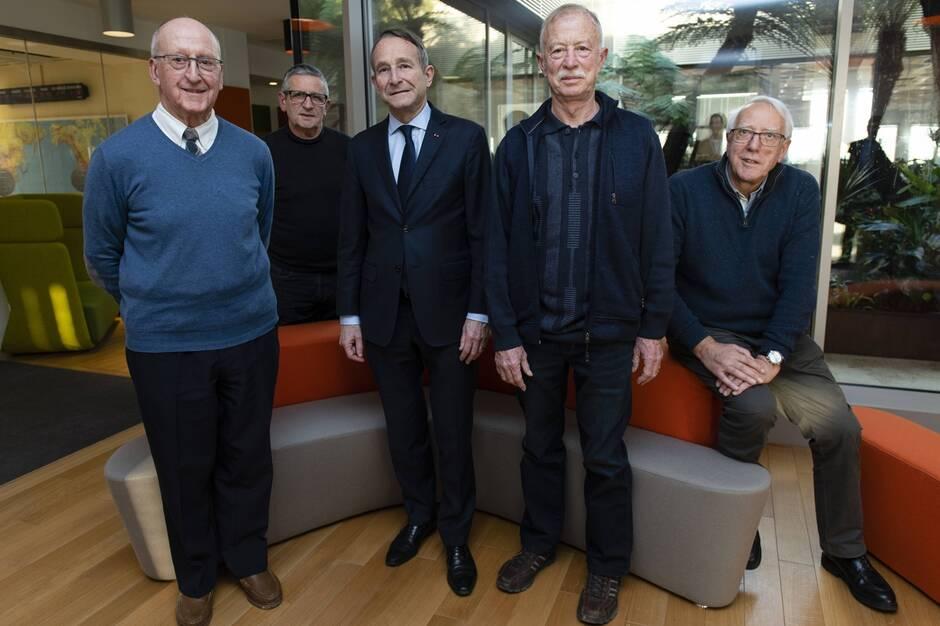 2019/12/09 Pierre de Villiers toujours au service de la France Pierre10
