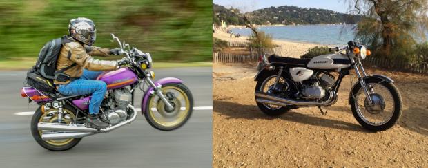 Kawasaki Triples France