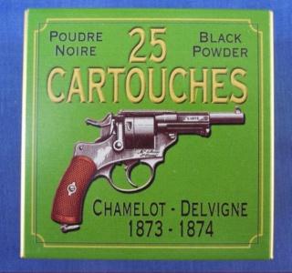 Reproduction boîte de munitions pour 1873 Grande11